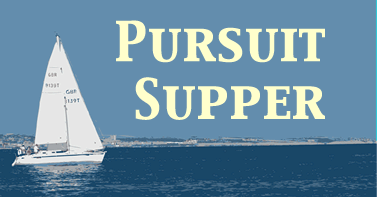 Pursuit Supper Banner