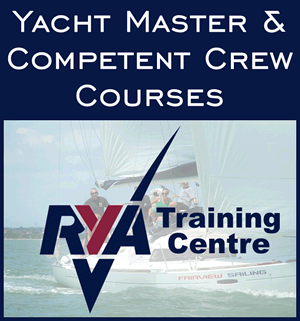 Yacht Master Practical Training April 2014